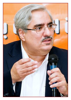 Ebrahim Sharif, voice of reason.